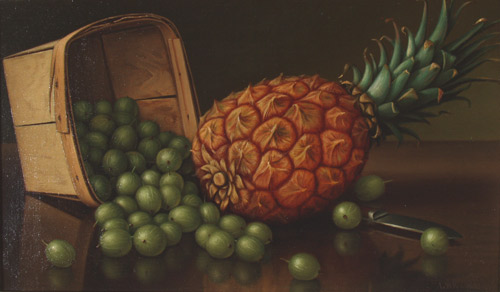 """Pineapple Berry Box and Gooseberries"" Levi Wells Prentice Opens in new window"